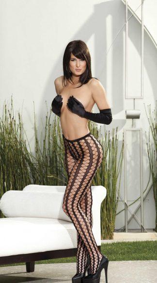 Striped Pantyhose